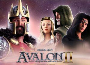 Avalon2 Spiellogo